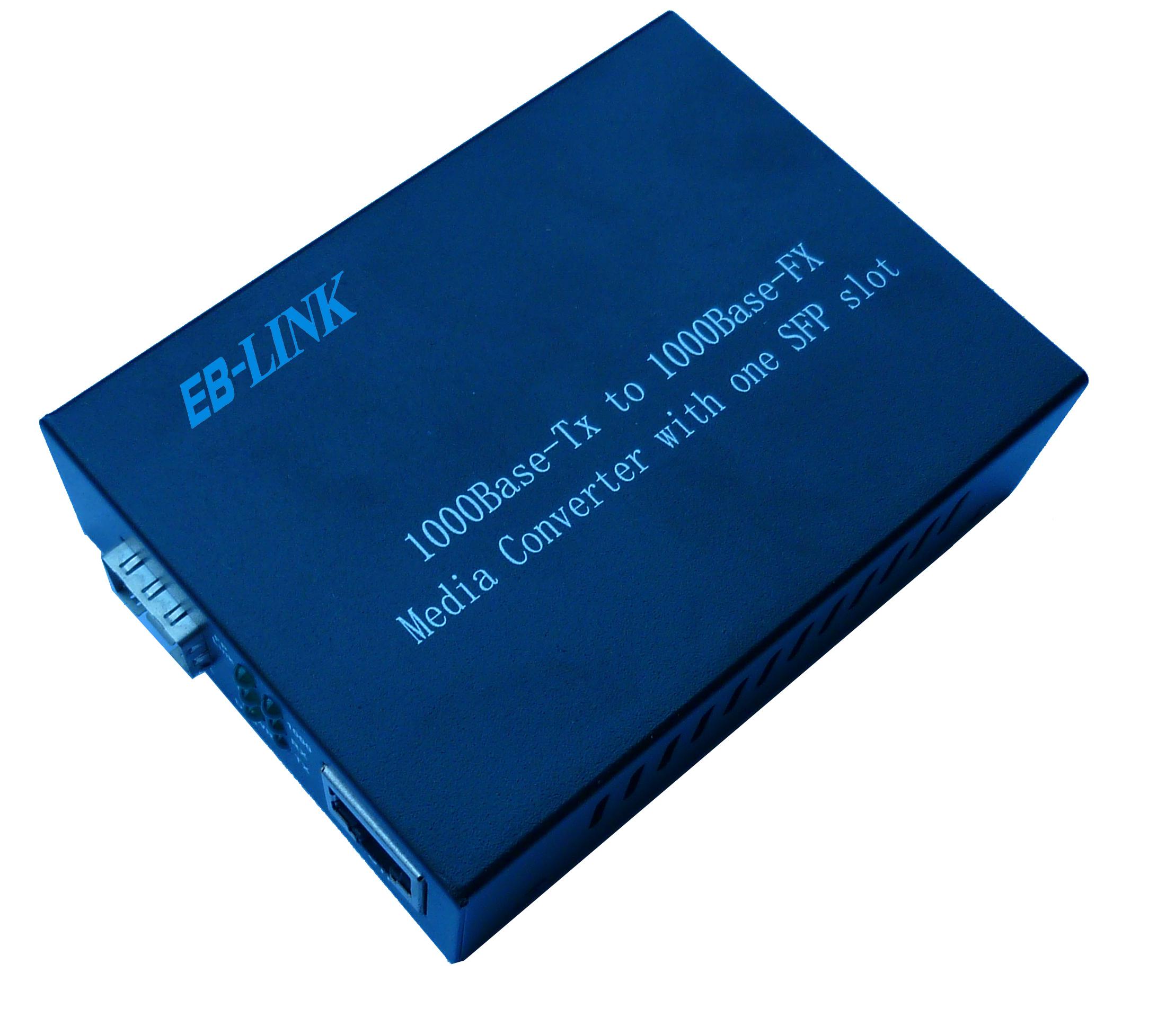 一光一电SFP插槽光纤收发器